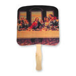 Fan - Religious Hand Fan - Last Supper