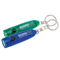 Mini Flashlight Key Ring