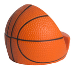 Basketball Phone Holder Squeezies (R) Stress Reliever