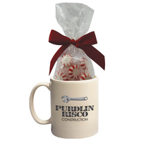 Ceramic Mug Stuffer with Starlite Mints