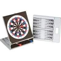 Magnetic Dart Board & Backgammond