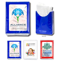 Overseas Mini Tissue Travel Pack