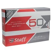 Golf balls Wilson Fifty - Box of 12 balls