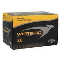 Callaway Warbird 2.0 Golf balls - Box of 12 balls