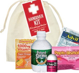 Hangover Emergency Bag - The Morning After Recovery Kit
