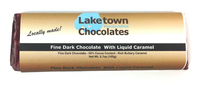 Fine Dark Chocolate Chunky Gourmet Bar With Caramel