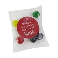 1oz. Sour Balls Goody Bag
