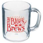 4 oz. Clear Plastic Beer Mug Sampler