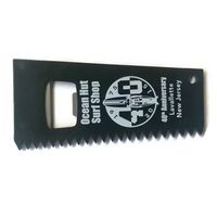 Surf Wax Comb with Bottle Opener