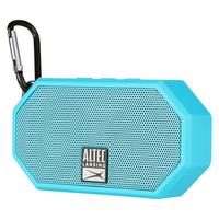 Altec Mini H20 Bluetooth Speaker, Waterproof, 6-Hr.Battery