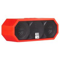 Altec Bluetooth Speaker w/Clock/FM Radio/Dual Alarm