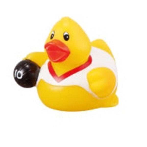 Rubber Rollin Bowlin Duck