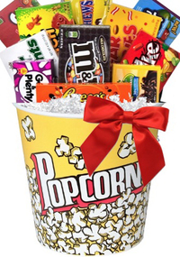 Movie Time Candy Gift Bucket