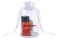 Organza Drawstring Bag w/ Round Nylon Bottom