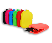 Silicone Accessories Purse