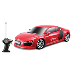 "1/24 Scale 7"" Remote Control Car 2009 Audi R8 V10"