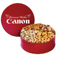 4 Way Nut Tin / Extra Large