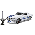 """1/24 Scale 7"""" Remote Control Car Ford Mustang Shelby GT350"""