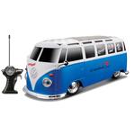 "1/24 Scale 7"" Remote Control Volkswagen Samba Van"