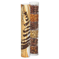 Savory Sampler Tube with Toffee, Pretzels and Nuts