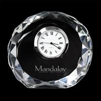Mini Desktop Crystal Clock