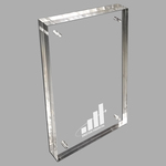 Etched Picture Frames