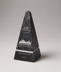9-inch Obelisk Award