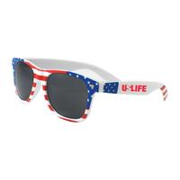 USA Patriotic Miami Sunglasses