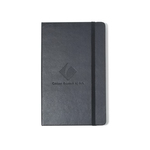 Moleskine(R) Hard Cover Ruled Large Notebook