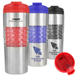 Atlantis 16oz Double Wall Stainless Steel Tumbler