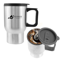 Classic Double Wall 16oz Stainless Steel Tumbler