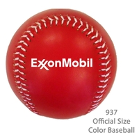 Red Official Size Baseball - Fashionable & Popular