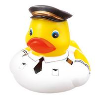 Rubber Pilot Duck