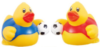 Rubber Soccer Play Duck