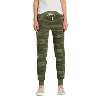 Alternative Women's Jogger Eco -Fleece Pant.