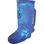 20 oz. Plastic Single Light, Light-Up Cowboy Boot Mug