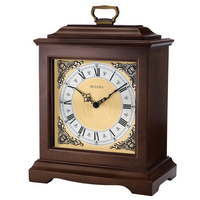 Bulova Exeter Mantel Chime Clock