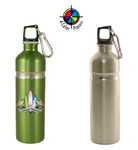 26oz Kodiak Colored Stainless Steel Water Bottle, four color