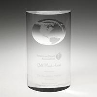 "Award-Mirage Globe 6"""