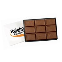 1 lb Custom Molded Breakaway Chocolate Bar