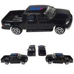 Die cast metal Ford F150 Supercrew pickup truck