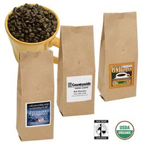 ORGANIC 6 OZ. GOURMET COFFEE