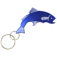 Flat Trout Key holder/ Bottle opener