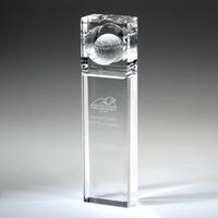 "Award-Absolute Golf Trophy 8 1/2"""