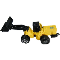 Miniature 3 inch front loader bucket loader die cast