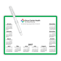 Dry Erase Decal Calendar