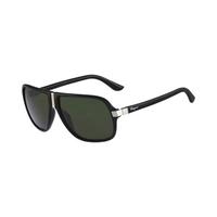 Ferragamo Men's Gancino Navigator Sunglasses