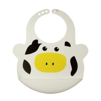Bruno The Cow Bib (2 Pack)