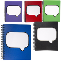 Logo-Burst (TM) Spiral Notebook