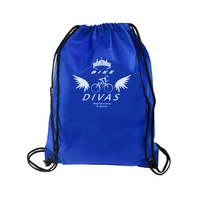 Nylon Drawstring (Back) Pack